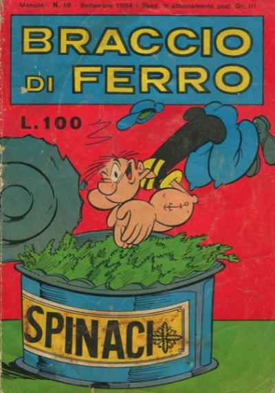 BRACCIO DI FERRO #10