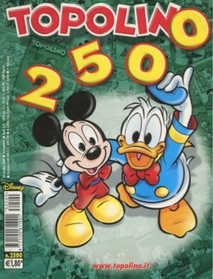 TOPOLINO #2500