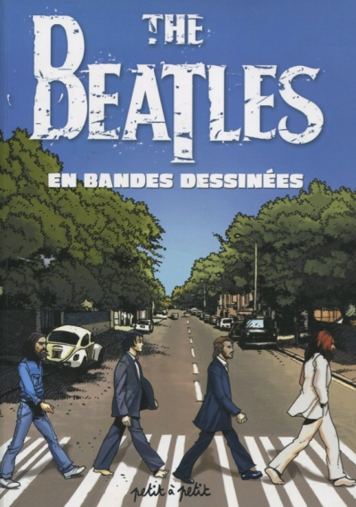 BEATLES EN BANDE DESSINEE