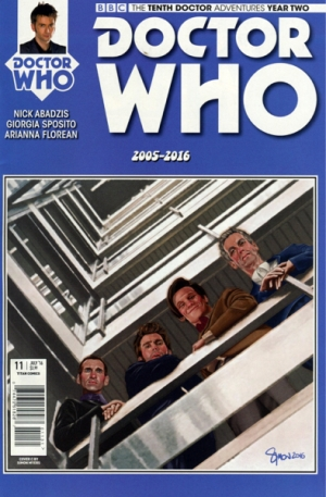 DOCTOR WHO #11 2005-2016