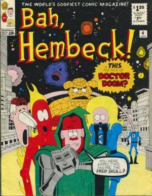 BAH, HEMBECK! #4