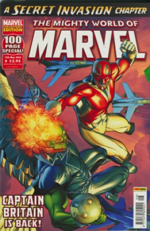 THE MIGHTY WORLD OF MARVEL #8