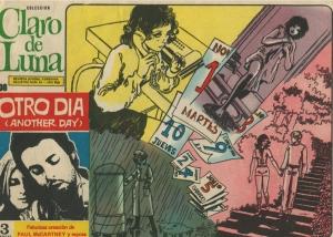 CLARO DE LUNA # 608 OTRO DIA – ANOTHER DAY