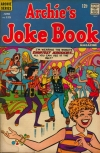 ARCHIE'S JOKE BOOK #125