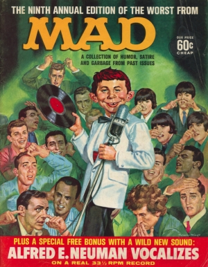 THE WORST OF MAD #9