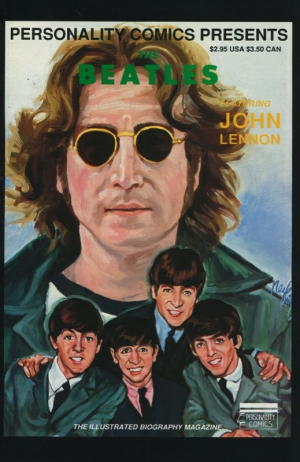 PERSONALITY COMICS: THE BEATLES JOHN LENNON