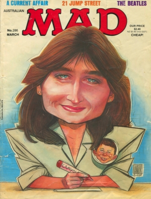MAD (MAGAZINE) #286 (AUS)