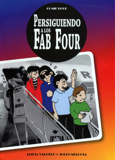 PERSIGUENDO A LOS FAB FOUR