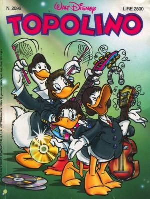 TOPOLINO #2096