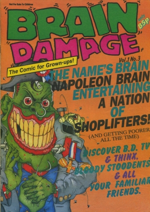 BRAIN DAMAGE #3