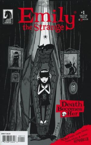 EMILY THE STRANGE THE DEATH #1