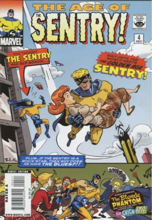 THE AGE OF SENTRY #4