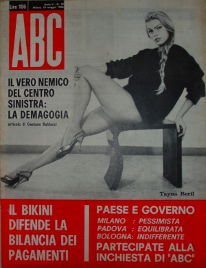 ABC # 19 (RIVISTA)