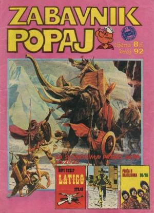 ZABAVNIK POPAJ #92