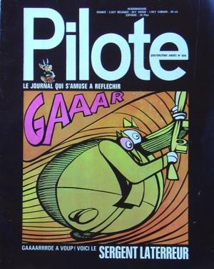 PILOTE #664