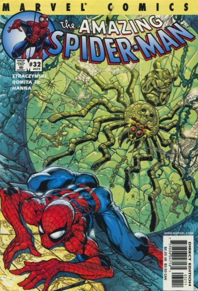 THE AMAZING SPIDER MAN #32