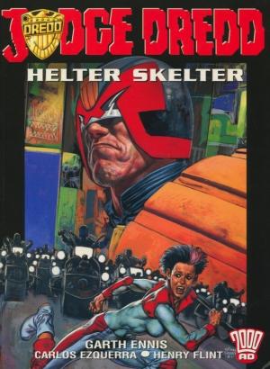 JUDGE DREDD HELTER SKELTER