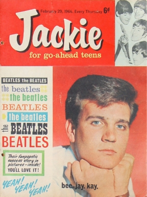 JACKIE 29th FEBRUARY 1964