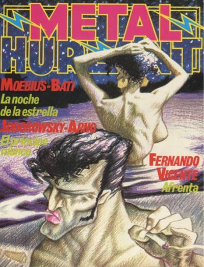 METAL HURLANT #30 (SPAGNA)