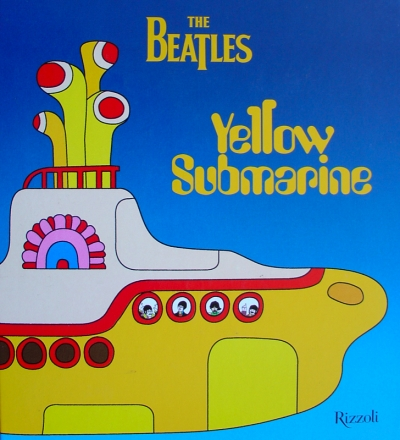 THE BEATLES YELLOW SUBMARINE 2004 (ITALIA)
