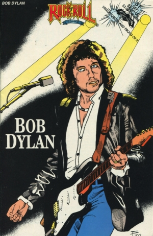 ROCK&ROLL COMICS #51: BOB DYLAN PT.2