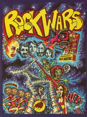 ROCKWARS #1