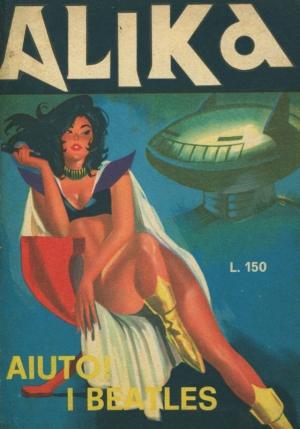 ALIKA #14 (COMIC BOOK)
