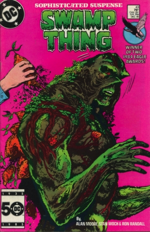 SWAMP THINGS #43