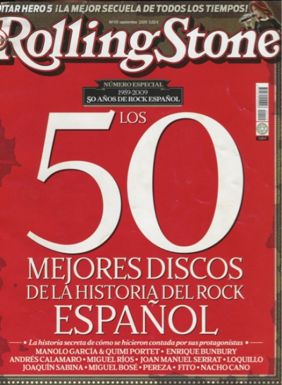 ROLLING STONE #119 (SPAGNA)