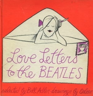 LOVE LETTERS TO THE BEATLES