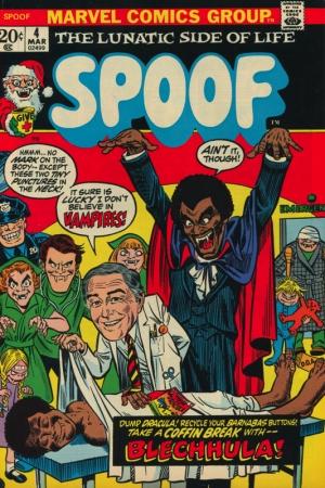 SPOOF #4 (COMIC MAGAZINE)