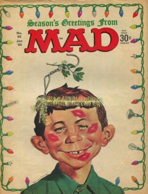 MAD (MAGAZINE) #92