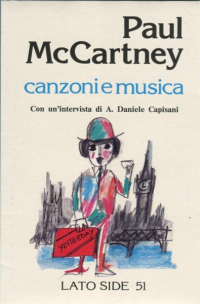 LATO SIDE #51: PAUL MCCARTNEY CANZONI E MUSICA
