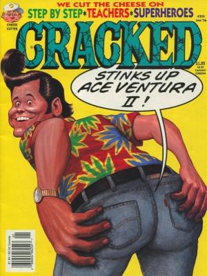 CRACKED #305