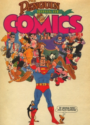 PENGUIN BOOK OF COMICS