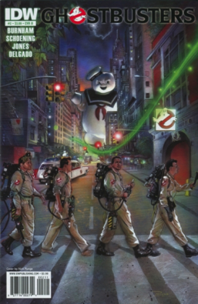 GHOSTBUSTERS #2 (VARIANT COVER)