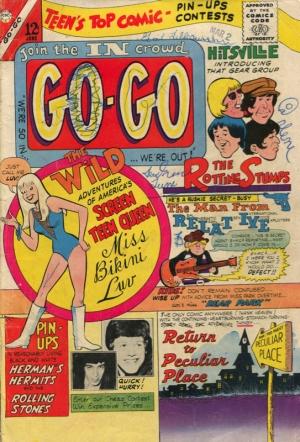 GO-GO (MAGAZINE) #1