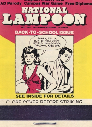 NATIONAL LAMPOON #19