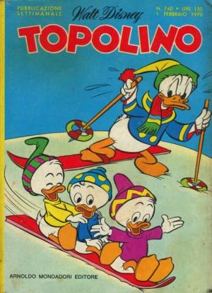 TOPOLINO #740