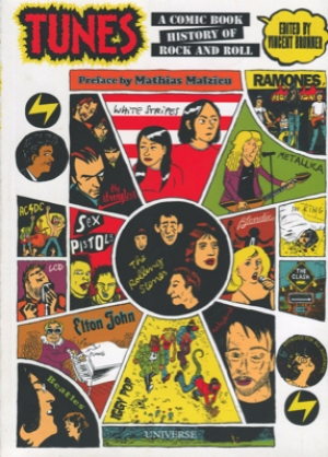 TUNES: A COMIC BOOK HISTORY O ROCK&ROLL (USA)