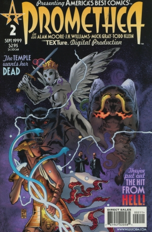 PROMETHEA #2 (USA)