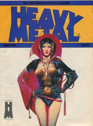 HEAVY METAL VOL VII #1