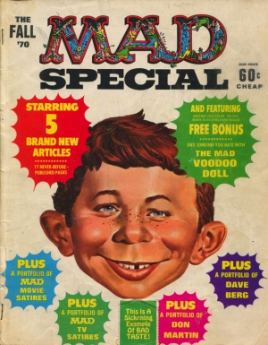 MAD SPECIAL THE FALL '70 (MAGAZINE)
