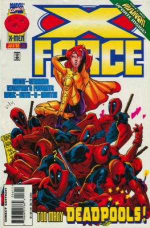 X FORCE/DEADPOOL #56