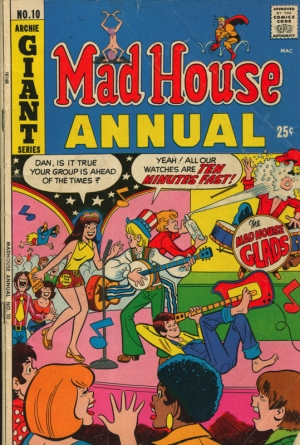 MADHOUSE ANNUAL #10