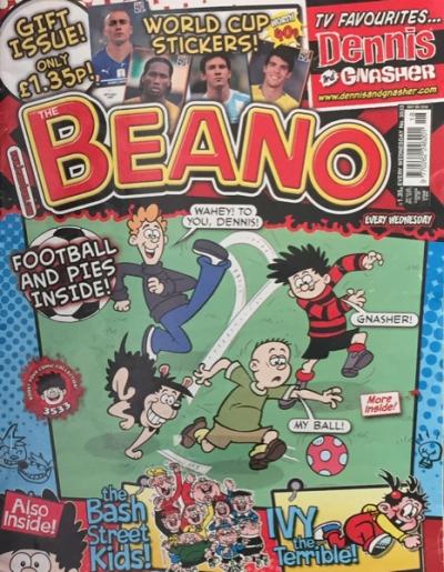 BEANO #3553