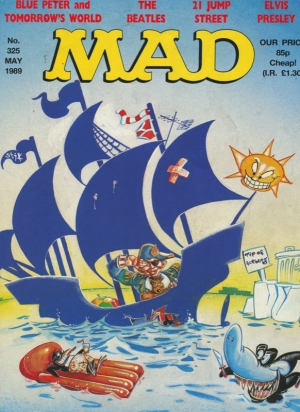 MAD (MAGAZINE) #325