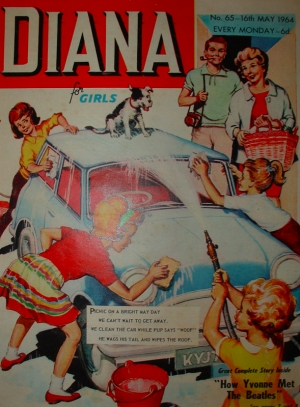DIANA FOR GIRLS #65