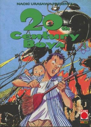 20th CENTURY BOYS #3 (ITALIA)