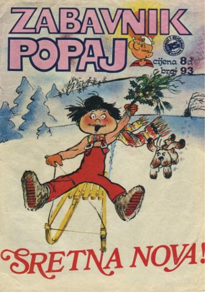 ZABAVNIK POPAJ #93